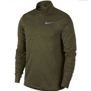 Nike Pacer Dri-FIT Half-Zip Running HD3 Reflective